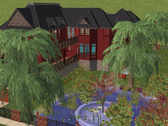 Игру The Sims3